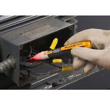 US Ship Fluke 2AC VoltAlert Non-Contact Voltage Detector Pen include Batteries