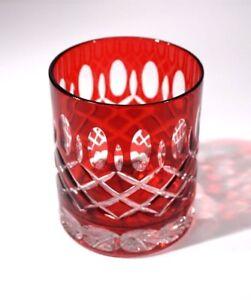 Beautiful-Ruby-Glass-Crystal-Whiskey-Tumbler