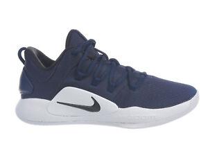 9979b85cb349 Mens Nike Hyperdunk X Low Basketball Shoes Trainers Navy Black White ...