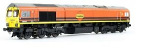 Bachmann 32-739SF - Class 66/4 66419 Freightliner G & W with sound - DHL