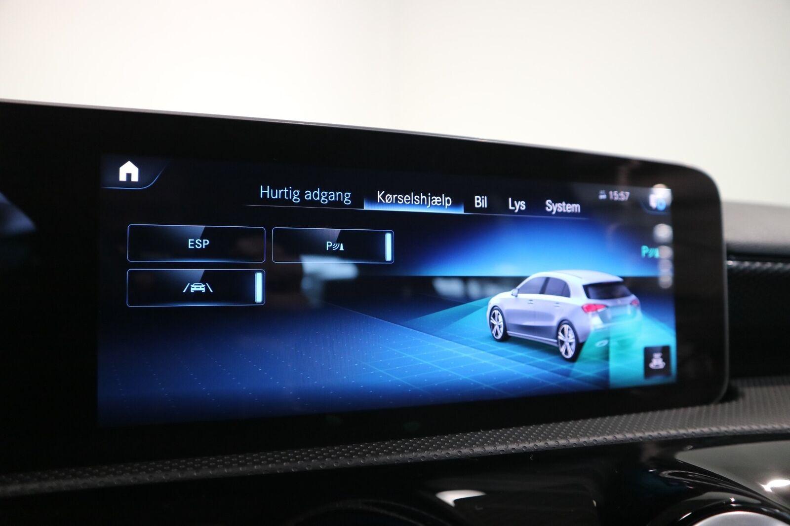 Mercedes A200 1,3 Progressive Advantage aut. - billede 9
