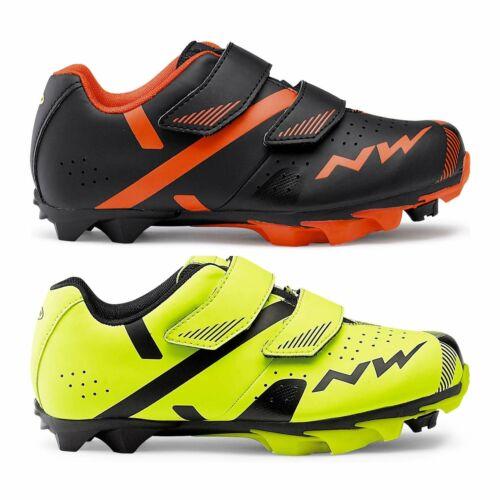 Northwave Hammer 2 Kids MTB Cycling Shoe UK 13 1 2 3 4 5 Junior sizes