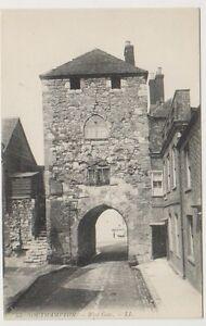 Hampshire postcard - Southampton - West Gate - LL No. 55 (A262)