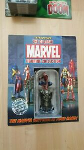 Eaglemoss Classic Marvel Figurine Collection Magazines /& Lead Figures 1-83
