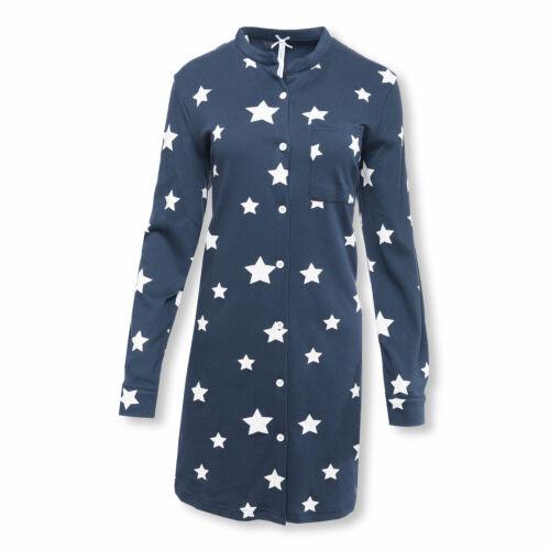 Louis /& Louisa Damen Nachthemd Sternenzeit