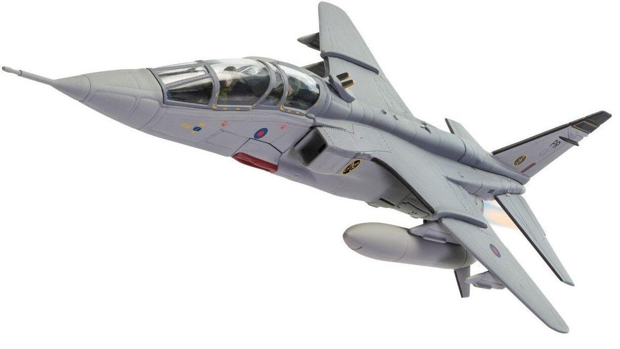 Nueva versión Corgi 1 72 RAF100 SEPECAT Jaguar T.4 Modelo Diecast.
