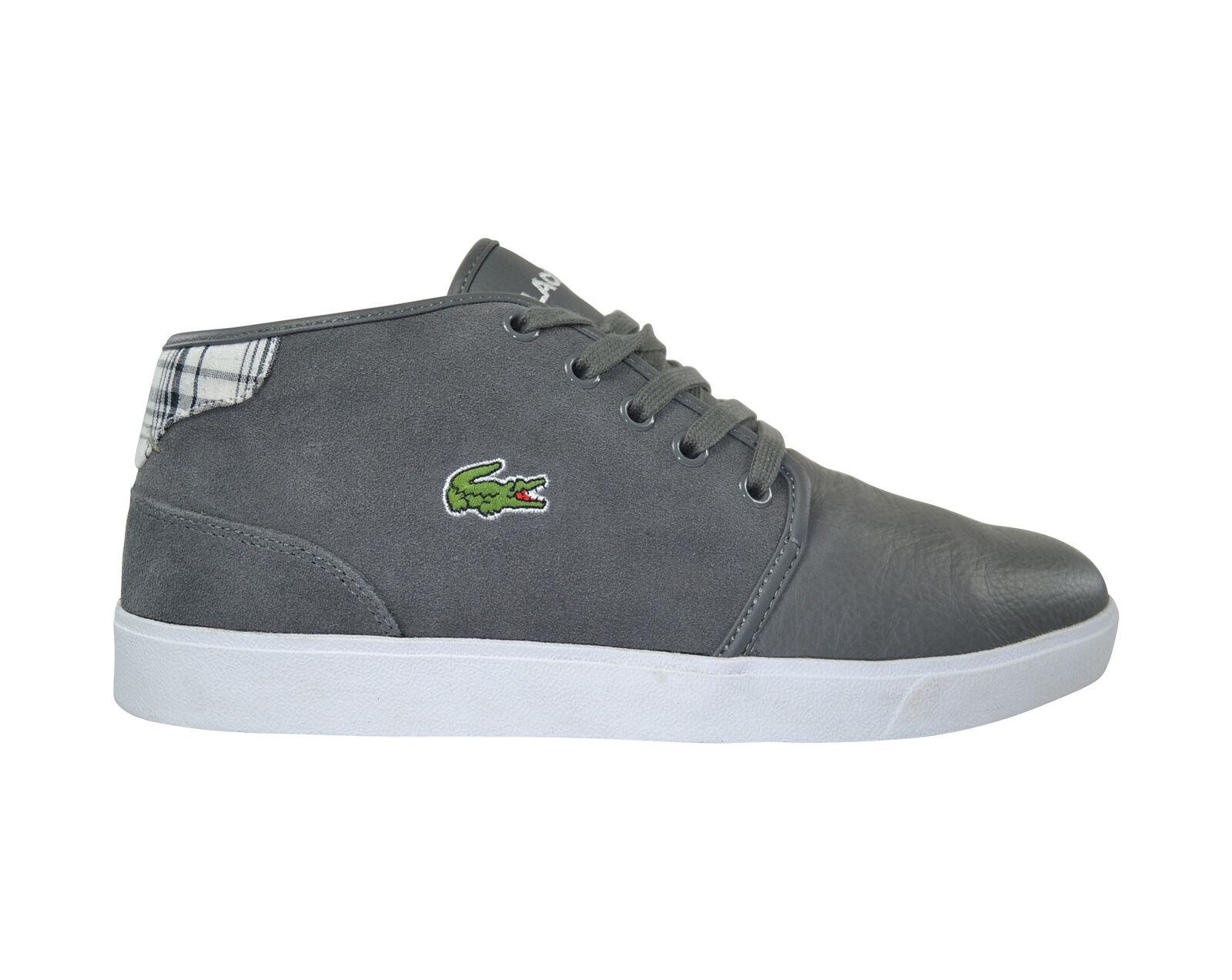 Lacoste benoit bhh SPM DK gris zapatos gris tamaños de selección