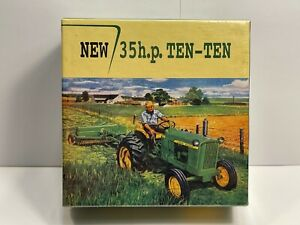 John Deere Model 1010 Tractor By Putt-Putt Puzzles  *Sealed In Plastic*