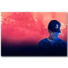 New Chance the Rapper Famose Hot Music Poster 14x21 24x36 Art Gift X-521