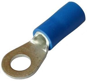 Aerzetix 10x Cosses /électriques /à oeil oeillet M6 6.5mm 2.5...6mm2
