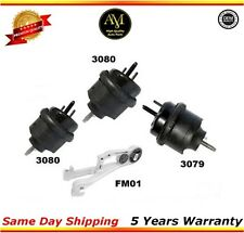 Engine Motor Mount For 05-07 Ford Freestyle 500 3.0L 3079, 3080*2 FM01 M934 *