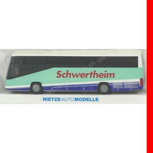 Rietze-64605-Bus-Volvo-B12-Schwertheim