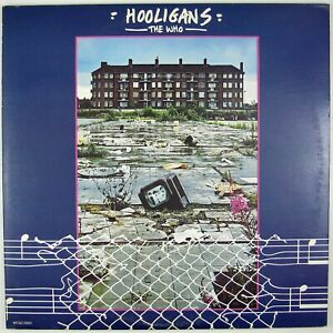 WHO-Hooligans-2LP-1981-ROCK-NM-NM