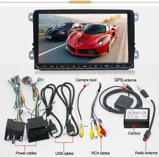 Multimedia system, VW Vw/seat/skoda