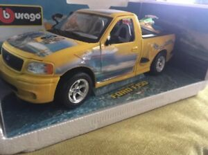 Image Is Loading 1 18 Ford F150 SVT Lightning Pickup Truck