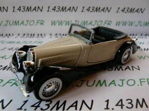 voiture-1-43-SOLIDO-TALBOT-T23-1937