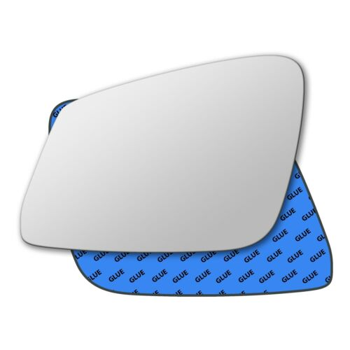 Left Hand Passenger Side Mirror Glass for BMW 2 series 2014-2019 0293LS