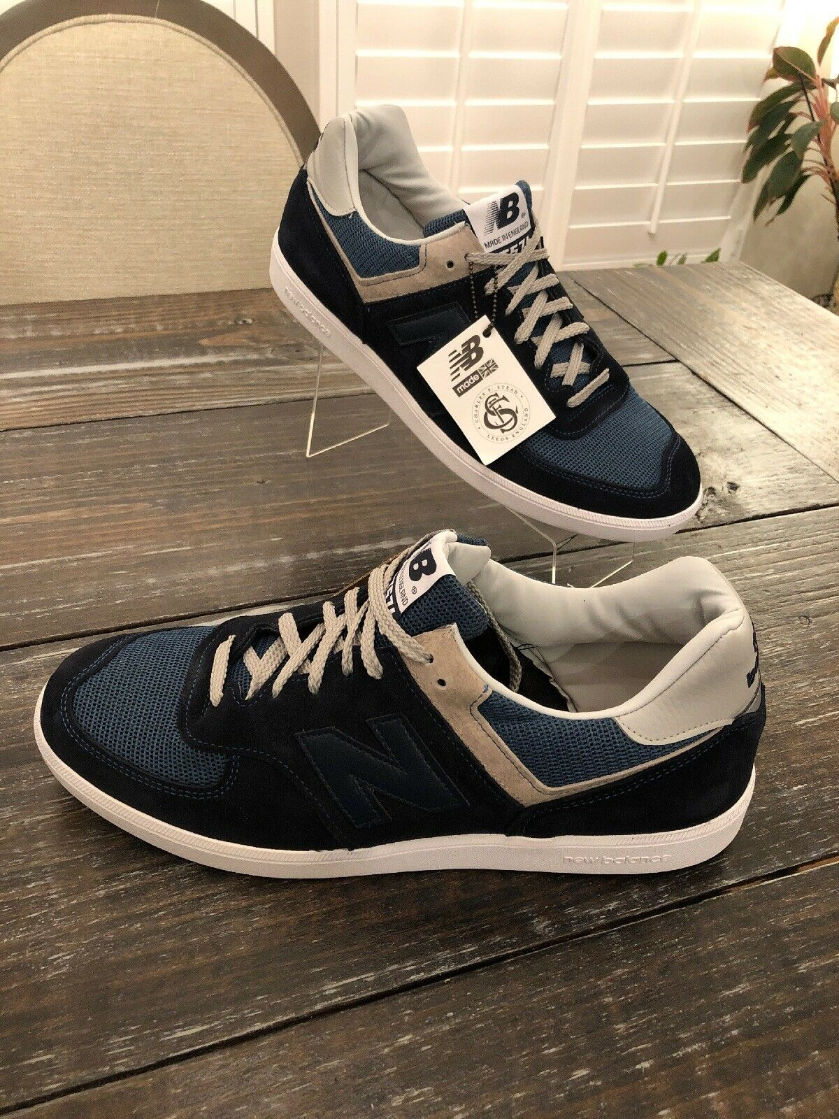 New Balance CT576 Sneaker Head Grail Suede Mens Size 12 RARE Made in England