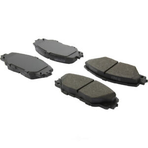 Disc Brake Pad Set-Premium Ceramic Pads with Shims Front Centric 301.60030