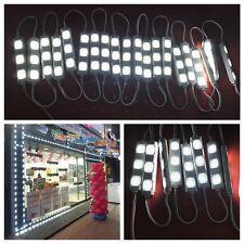 10ft 60LED white window storefront light lighting lamp +remote control +power