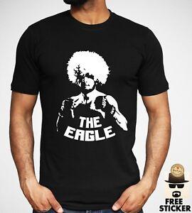 Khabib-Nurmagomedov-T-shirt-The-Eagle-Russian-MMA-UFC-Fighter-Mens-GYM-Tee-Top