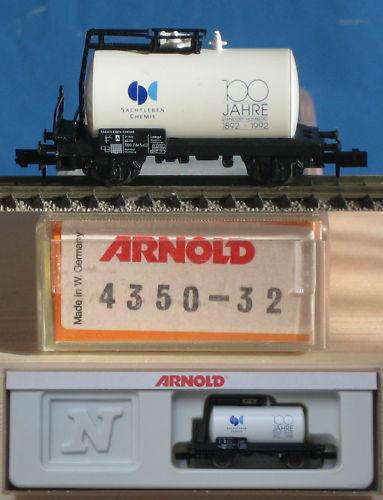 comprar marca Arnold 4350-32 – vagones  sachtleben química química química  – embalaje original   Disfruta de un 50% de descuento.