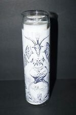 BAPHOMET 7 day Prayer Altar Church Candle Novena CHURCH OF SATAN Sigil Gnostic