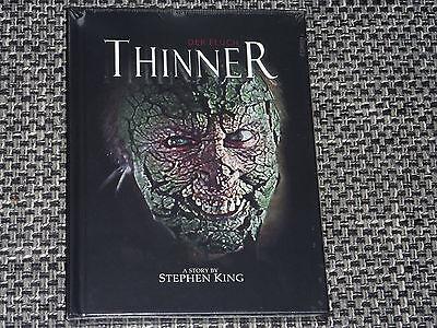 Thinner - Der Fluch (Stephen King) Limited Edition *Blu Ray Mediabook* NEU