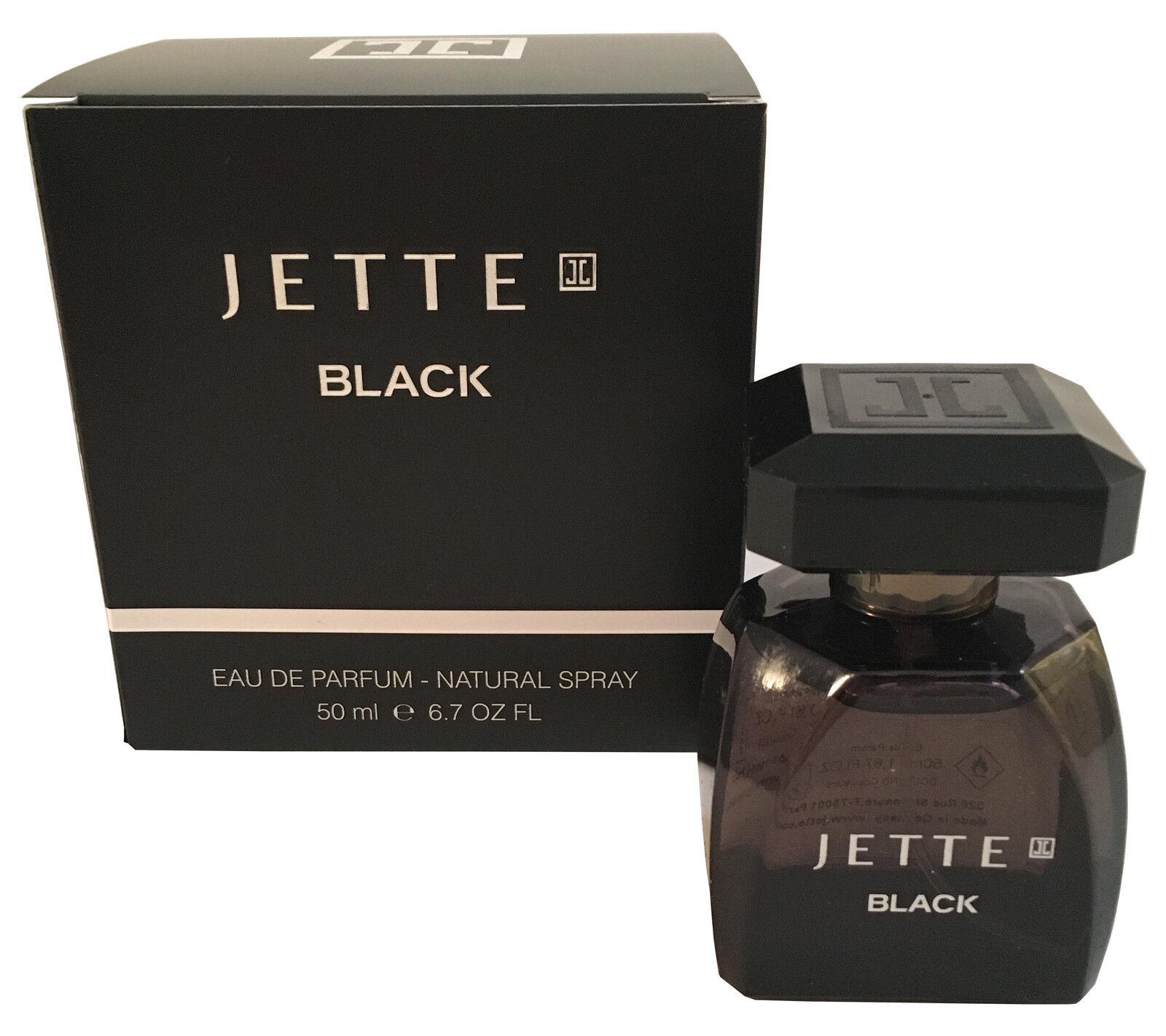 178 100ml jette black by jette joop eau de parfum spray edp 50ml damen duft. Black Bedroom Furniture Sets. Home Design Ideas