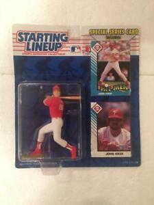1994 John Kruk Philadelphia Phillies Starting Lineup Figure-afficher Le Titre D'origine