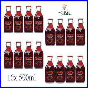 Tsilili-Mostra-Rotwein-trocken-16x-500ml-Karaffe-mit-easy-open-cap