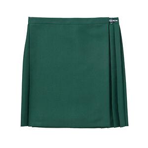 Details about Girls Size 36 inch waist School Gym Skirt Netball Skirt Games  Skirt Green