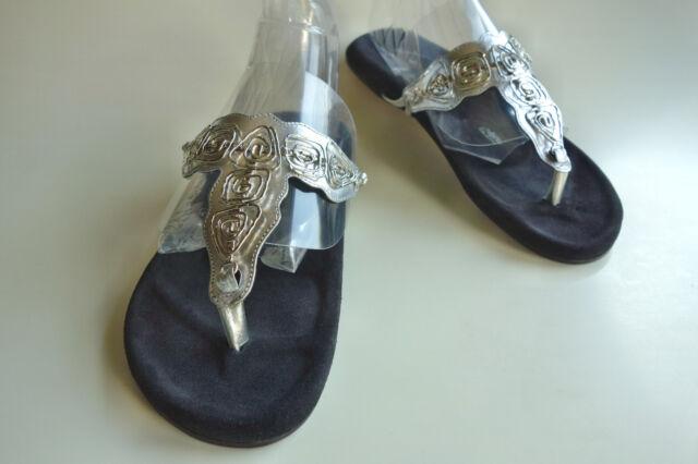 sale retailer aa11f 6dbe8 Papillio Birkenstock by Heidi Klum Sandals Slides Baroness 41 Us10-10.5 Uk8