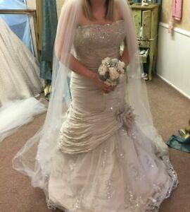 Ian Stuart Wedding Dress Novia Scotia Size 12 Never Worn Open To Offers Ebay,Non Traditional Wedding Dresses 2020