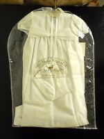 Little Things Mean A Lot: Christening Gown & Matching Bonnet 12 Months Made Usa