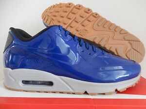 133791f2bf NIKE AIR MAX 90 VT QS DEEP ROYAL BLUE-WOLF GREY SZ 14 [831114-400 ...