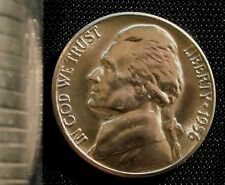 1956-P JEFFERSON NICKEL IN UNC//BU CONDITION  J-15-15