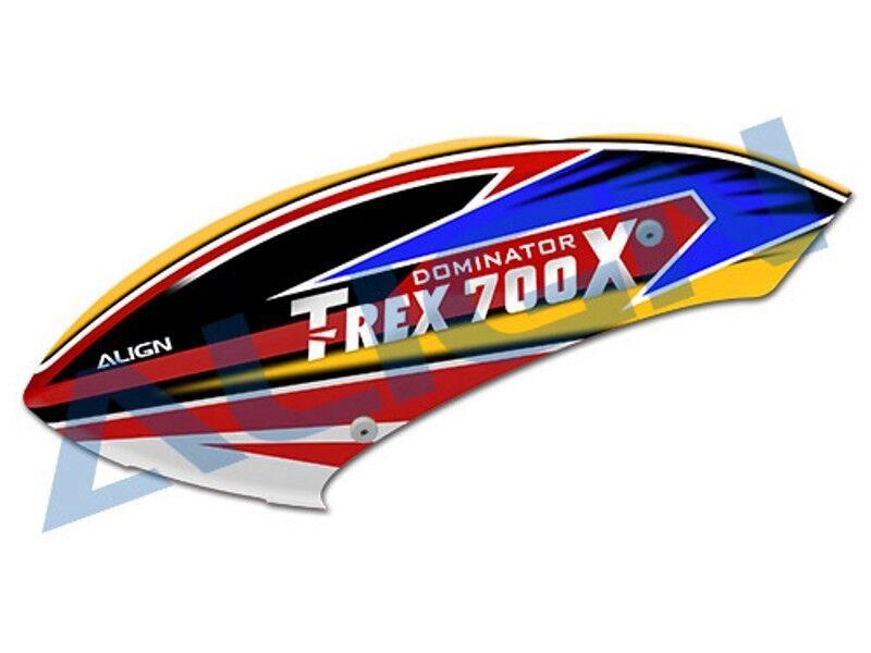 Carnaval Noël, et je suis charFemmet! Align Align Align T-Rex 700x painted canopy: hc7662t 95698f