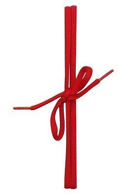 Acclaim Cordones Ovalado Deporte Zapatilla Zapato Bota Rosa Rojo Azul Naranja Blanco Gris 120cm