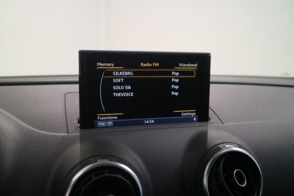 Audi A3 1,4 e-tron Ambition Sportback S-tr. billede 4