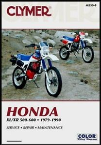 ... SERVICE REPAIR MANUAL HONDA XL600R 1983 1984 1985 1986 1987 XL600 XL