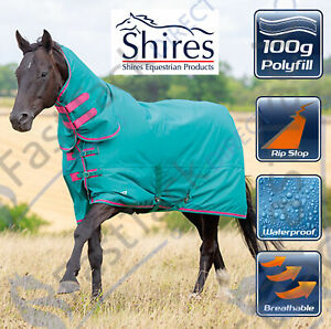 Lightweight Combo Neck Horse Turnout