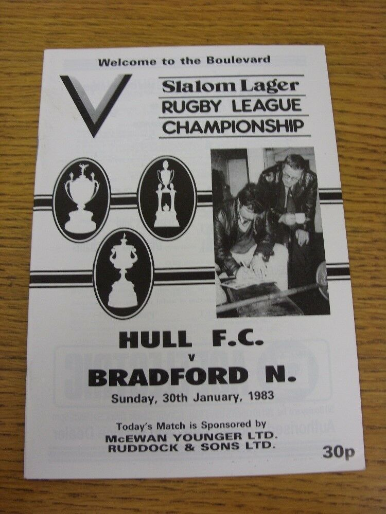 22/08/1982 Rugby League programme: Hull Kingston Town Rovers V Workington Town Kingston (Team 69f807
