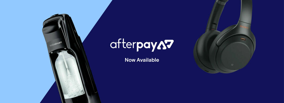 Use Code PAYIN4 - 10% off* When you Shop With Afterpay