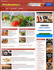 Healthy Eating Website Business For Sale Work From Home Online Business