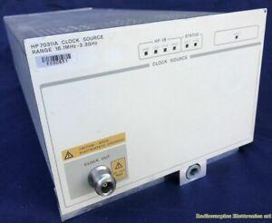 Clock Source HP 70311A