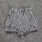enfants bébé nourisson fille taille haute PP Pantalons Short culottes bouffantes