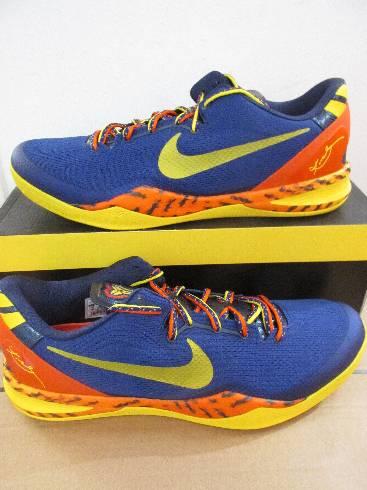 nike kobe VIII 8 system mens CLEARANCE basketball trainers 555035 402 CLEARANCE mens 8c93ee