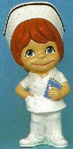 Ceramic Bisque Ready to Paint Nurse Smiley