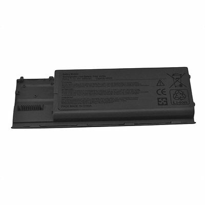 Laptop Replacement Battery 6 Core For DELL D620 D630 M2300 PC764 JD648 HR